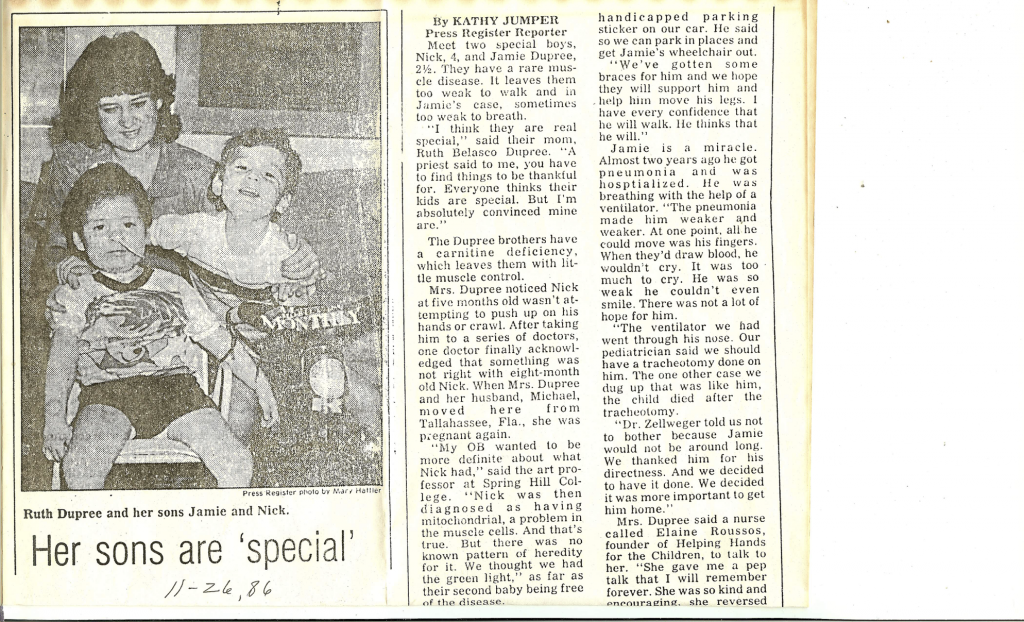 1986-Newspaper-clipping-of-Ruth-Jamie-Nick-pg-1